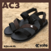 Kito รองเท้าแตะ AC3 สีโกโก้ รองเท้าแตะรัดส้น รองเท้ารัดส้น รองเท้า