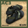 Kito รองเท้าแตะ AC3 สีขี้ม้า รองเท้าแตะรัดส้น รองเท้ารัดส้น รองเท้า