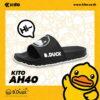 Kito B.Duck รองเท้าแตะ AH40 สีดำ รองเท้า รองเท้าผู้หญิง รองเท้าแตะผู้หญิง Sandals