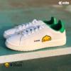 Kito B.Duck รองเท้าผ้าใบ BE4 รองเท้าผู้หญิง รองเท้าผ้าใบผู้หญิง รองเท้าผ้าใบแฟชั่น รองเท้าหญิง Green