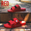 Kito รองเท้าแตะ AH61 สีแดง A รองเท้า รองเท้าผู้หญิง รองเท้าผู้ชาย