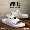 Kito รองเท้าแตะ AH61 สีขาว A รองเท้า รองเท้าผู้หญิง รองเท้าผู้ชาย