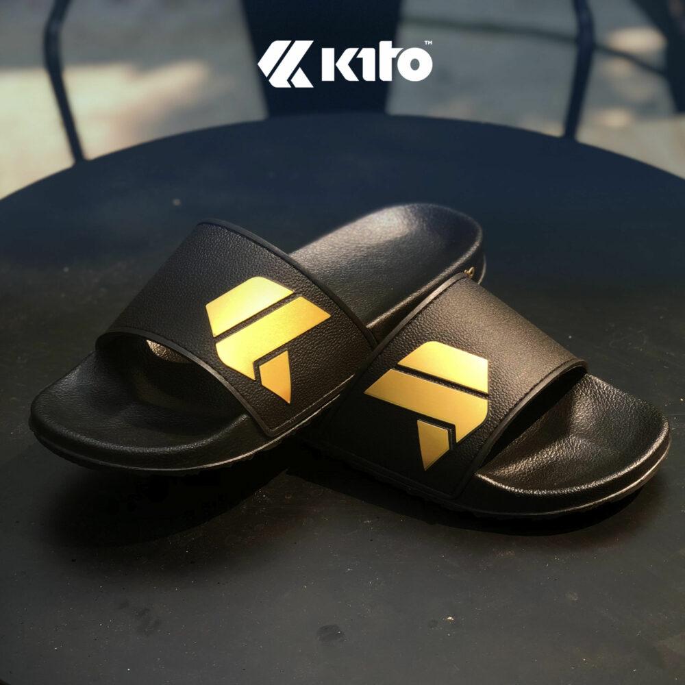 Kito Dance Gold Series รองเท้าแตะ AH65 รองเท้า รองเท้าผู้หญิง รองเท้าผู้ชาย Sandals