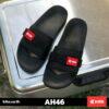 Kito รองเท้าแตะ AH46 สีดำ รองเท้า รองเท้าผู้หญิง รองเท้าผู้ชาย รองเท้าลำลอง