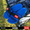 Kito รองเท้าแตะ AH46 สีน้ำเงิน รองเท้า รองเท้าผู้หญิง รองเท้าผู้ชาย รองเท้าลำลอง