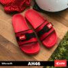 Kito รองเท้าแตะ AH46 สีแดง รองเท้า รองเท้าผู้หญิง รองเท้าผู้ชาย รองเท้าลำลอง