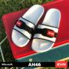 Kito รองเท้าแตะ AH46 สีขาว รองเท้า รองเท้าผู้หญิง รองเท้าผู้ชาย รองเท้าลำลอง