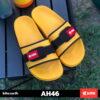 Kito รองเท้าแตะ AH46 สีเหลือง รองเท้า รองเท้าผู้หญิง รองเท้าผู้ชาย รองเท้าลำลอง