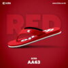Kito รองเท้าแตะ AA63 สีแดง A รองเท้า รองเท้าแตะหนีบ รองเท้าแตะแบบหนีบ