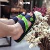Kito รองเท้าแตะ AB15 Navy รองเท้าผู้หญิง รองเท้าผู้ชาย รองเท้า