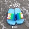 Kito รองเท้าแตะ AH62 สีฟ้า A รองเท้า รองเท้าผู้หญิง รองเท้าผู้ชาย
