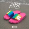 Kito รองเท้าแตะ AH62 สีชมพู A รองเท้า รองเท้าผู้หญิง รองเท้าผู้ชาย