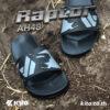 Kito Raptor รองเท้าแตะ AH48 สีดำ รองเท้าผู้หญิง รองเท้าผู้ชาย รองเท้า