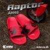 Kito Raptor รองเท้าแตะ AH48 สีแดง รองเท้าผู้หญิง รองเท้าผู้ชาย รองเท้า