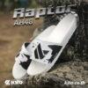 Kito Raptor รองเท้าแตะ AH48 สีขาว รองเท้าผู้หญิง รองเท้าผู้ชาย รองเท้า