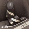 Kito รองเท้าแตะ AB15 สีโกโก้ รองเท้าผู้หญิง รองเท้าผู้ชาย รองเท้า Sandals