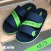 Kito รองเท้าแตะ AB15 สีกรม รองเท้าผู้หญิง รองเท้าผู้ชาย รองเท้า Sandals