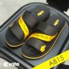 Kito รองเท้าแตะ AB15 สีดำ รองเท้าผู้หญิง รองเท้าผู้ชาย รองเท้า Sandals