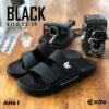 Kito รองเท้าแตะ AH61 สีดำ V รองเท้า รองเท้าผู้หญิง รองเท้าผู้ชาย