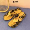 Kito รองเท้าแตะ AA97 สีเหลือง รองเท้าผู้ชาย รองเท้าผู้หญิง รองเท้า