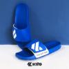 Kito รองเท้าแตะ AH68 สีน้ำเงิน รองเท้า รองเท้าผู้ชาย รองเท้าผู้หญิง