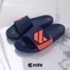 Kito รองเท้าแตะ AH68 สีกรม รองเท้า รองเท้าผู้ชาย รองเท้าผู้หญิง