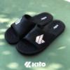 Kito รองเท้าแตะ AH70 สีดำ รองเท้าผู้ชาย รองเท้าผู้หญิง รองเท้า