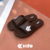 Kito รองเท้าแตะ AH70 สีโกโก้ รองเท้าผู้ชาย รองเท้าผู้หญิง รองเท้า