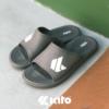 Kito รองเท้าแตะ AH70 สีเทา รองเท้าผู้ชาย รองเท้าผู้หญิง รองเท้า