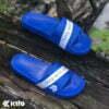Kito AH73 รองเท้าแตะ รองเท้าผู้ชาย รองเท้า รองเท้าแตะแฟชั่น สีน้ำเงิน รองเท้าแตะผู้หญิง
