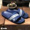 Kito AH73 รองเท้าแตะ รองเท้าผู้ชาย รองเท้า รองเท้าแตะแฟชั่น สีกรม รองเท้าแตะผู้หญิง