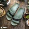 Kito AH73 รองเท้าแตะ รองเท้าผู้ชาย รองเท้า รองเท้าแตะแฟชั่น สีขี้ม้า รองเท้าแตะผู้หญิง