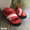 Kito AH73 รองเท้าแตะ รองเท้าผู้ชาย รองเท้า รองเท้าแตะแฟชั่น สีแดง รองเท้าแตะผู้หญิง