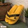Kito AH73 รองเท้าแตะ รองเท้าผู้ชาย รองเท้า รองเท้าแตะแฟชั่น สีเหลือง รองเท้าแตะผู้หญิง