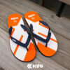 Kito AP19 รองเท้าแตะ รองเท้าผู้ชาย รองเท้า รองเท้าแตะแฟชั่น สีส้ม รองเท้าแตะผู้หญิง
