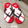 Kito AP19 รองเท้าแตะ รองเท้าผู้ชาย รองเท้า รองเท้าแตะแฟชั่น สีแดง รองเท้าแตะผู้หญิง
