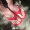Kito YNWA AA119 รองเท้าแตะ สีแดง รองเท้าผู้ชาย รองเท้า รองเท้าแตะแฟชั่น รองเท้าผู้หญิง