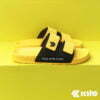 Kito Move TwoTone รองเท้าแตะ AH81 สีเหลือง รองเท้า รองเท้าผู้ชาย รองเท้าผู้หญิง