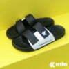 Kito Move TwoTone รองเท้าแตะ AH81 สีดำ รองเท้า รองเท้าผู้ชาย รองเท้าผู้หญิง