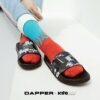 Kito Kito Dance DAPPERxKitoLAB AH76 รองเท้า สีดำ รองเท้าผู้ชาย รองเท้าแฟชั่น รองเท้าผู้หญิง