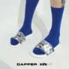 Kito Kito Dance DAPPERxKitoLAB AH76 สีขาว รองเท้า รองเท้าผู้ชาย รองเท้าแฟชั่น รองเท้าผู้หญิง